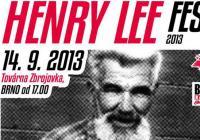 Vyražte v září na Henry Lee Fest do Brna zadarmo!