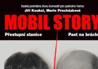 Jeviště v divadle Radka Brzobohatého si pronajali Pavel Nový a Valerie Zawadská! Zahrají tu Mobil story