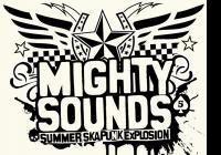 Přípravy na Mighty Sounds v plném proudu