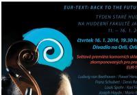 Týden staré hudby chystá od 11. do 16. ledna brněnská JAMU