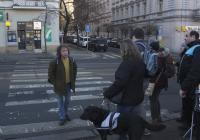 Když bezdomovci provádí nevidomé, to je Praha neviditelná