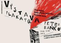 """V Praze začíná výstava plakátů ruského umělce Petra Bankova """"Nejsem okupant, jsem ruský designér"""""""