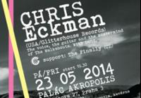 Chris Eckman (US), support: The Finally