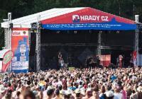 Hudební festival Hrady CZ pokračuje na hradě Švihov