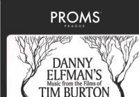 Režisér Tim Burton v Praze představí svého dvorního skladatele Dannyho Elfmana