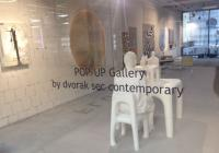 Legendy současného umění v POP-UP Gallery ve Florentinu