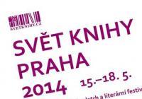 Svět knihy - program na pátek 16.5.2014