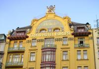 Grandhotel Evropa se promění v hlavní Superstudio Designbloku 2014