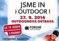 Ostrava v pohybu aneb XII. Mezinárodní festival outdoorových filmů