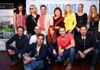 Hlavních rolí se v muzikálu Mamma Mia zhostí Chýlková, Langmajer a Antalová