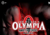 Olympia Amateur Europe již tento pátek