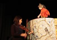 Divadlo Žlutý kopec: O neposlušné čarodějnici
