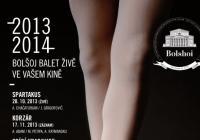 V neděli 2. února nabídne 10 kin živý přenos Ratmanského baletu Ztracené iluze