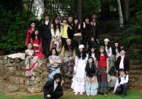 Letní scéna Divadlo v přírodě - Current programme