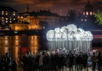 Czech The Light rozzáří regiony světelným uměním