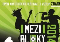 Studentský festival Mezi Bloky se blíží! V Podolí zahrají Znouzecnost, Prague Conspiracy nebo Vees