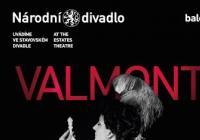 Valmont - světová premiéra Baletu Národního divadla