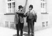 Národní filmový archiv vrací na plátno desítky let nespatřený film s Vlastou Burianem