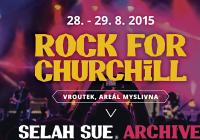 Rock For Churchill 2015