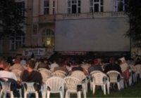 Kino Letní kino Regina Karlín