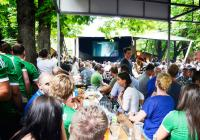 Kino Letní kino v Riegrových sadech