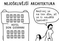 Přehlížená krása pražské architektury. Její hledání započnou Vladimír 518 a Pavel Karous