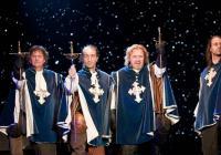 Do divadla Broadway se vrací slavný muzikál Tři mušketýři