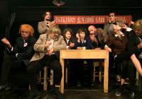Mistr a Markétka: Láska až za hrob v šapitó Teatra Tatra