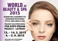 World Of Beauty and Spa: Kosmetický veletrh