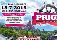 Třetí ročník Prigl open airu 2015 startuje již tuto sobotu!