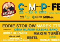 Březňák – Carp Marathon Praha Fest 2015