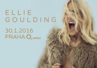Zpěvačka Ellie Goulding zavítá do Prahy s pořádnou dávkou britského popu