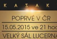 Kazaky - Evropské turné 2015