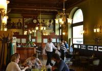 Kavárna Měšťanská Beseda, Plzeň