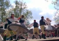Folklórní sobota na Šrámkově statku v Pileticích