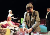 Východočeské divadlo uvede premiéru slavné hry Kdo se bojí Virginie Woolfové?