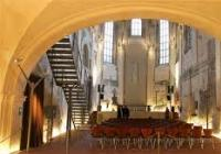 Pražská křižovatka - Kostel sv. Anny, Praha 1