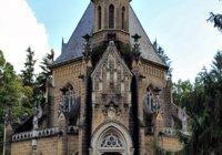 Schwarzenberská hrobka, Třeboň