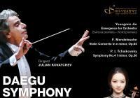 Daegu symphony orchestra - Europatour 2016