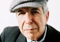 Zemřel Leonard Cohen, legendární zpěvák a básník