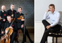 České filharmonické kvarteto / Romantické večery v Rudolfinu 2016