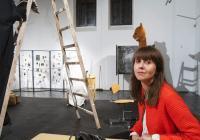 Workshop s Evou Koťátkovou a performance k výstavě