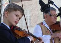 Cimbálová muzika Dušana Kotlára na zámku