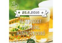 Řečkovický festival minipivovarů