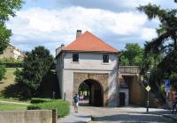 Táborská brána (Vyšehrad), Praha 2