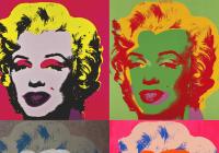 Andy Warhol / Výběr z díla