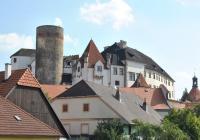 Černá věž hradu Jindřichův Hradec, Jindřichův Hradec