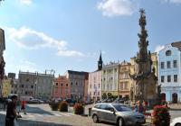 Náměstí Míru, Jindřichův Hradec