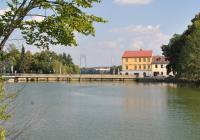 Hamerský potok, Jindřichův Hradec