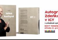 Autogramiáda Zdeňka Pohlreicha v IGY